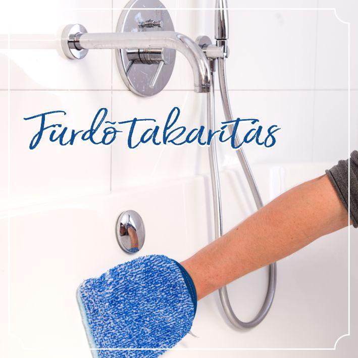 Fürdő takarítás