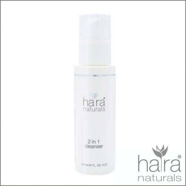 Naturals 2 az 1-ben arctisztító és tonik (125 ml)