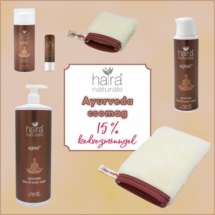 Naturals Ayurveda csomag