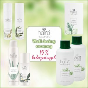 Naturals Well-being csomag