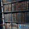 Könyvek, könyvespolcok portalanítására