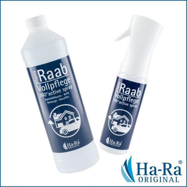 360° aktív spray (300 ml) és utántöltő (1000 ml)