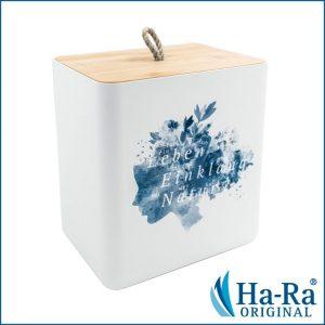 Mosóportartó doboz