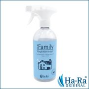 Family szórófejes flakon (500 ml, üres)