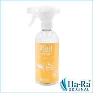 Fürdőszobai szórófejes flakon (500 ml, üres)