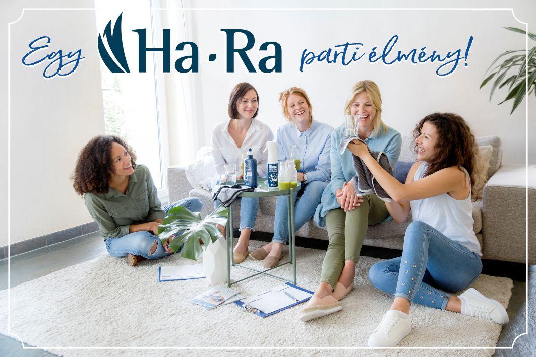 Egy Ha-Ra parti élmény!